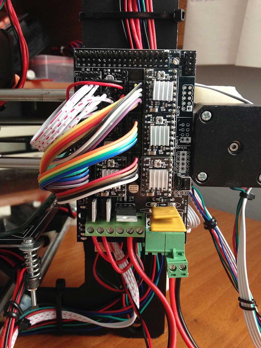 Zona Maker - Últimos ajustes de la impresora 3D